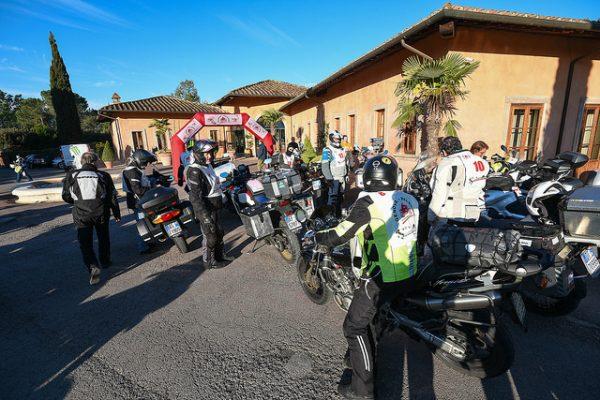 2^ Tappa Monteriggioni > Pescasseroli