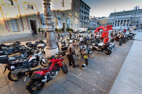 1^ Tappa Genova > Monteriggioni