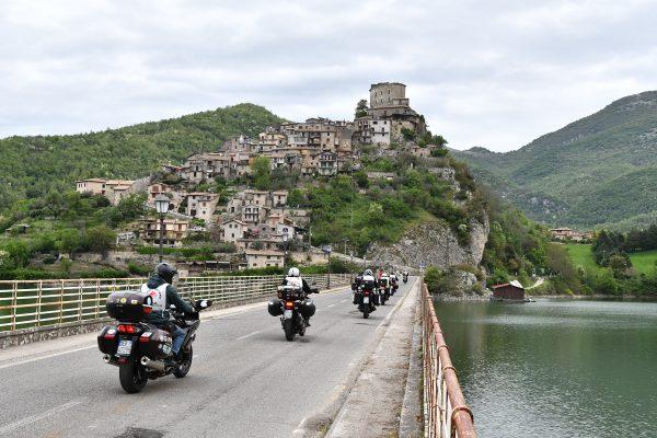 2018 Genova Palermo in moto Tappa 3 Castrovillari – Bagnara Calabra