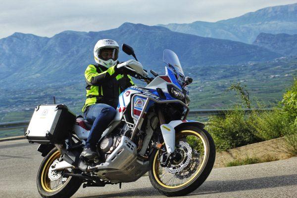2018 Genova Palermo in Moto Tappa 2