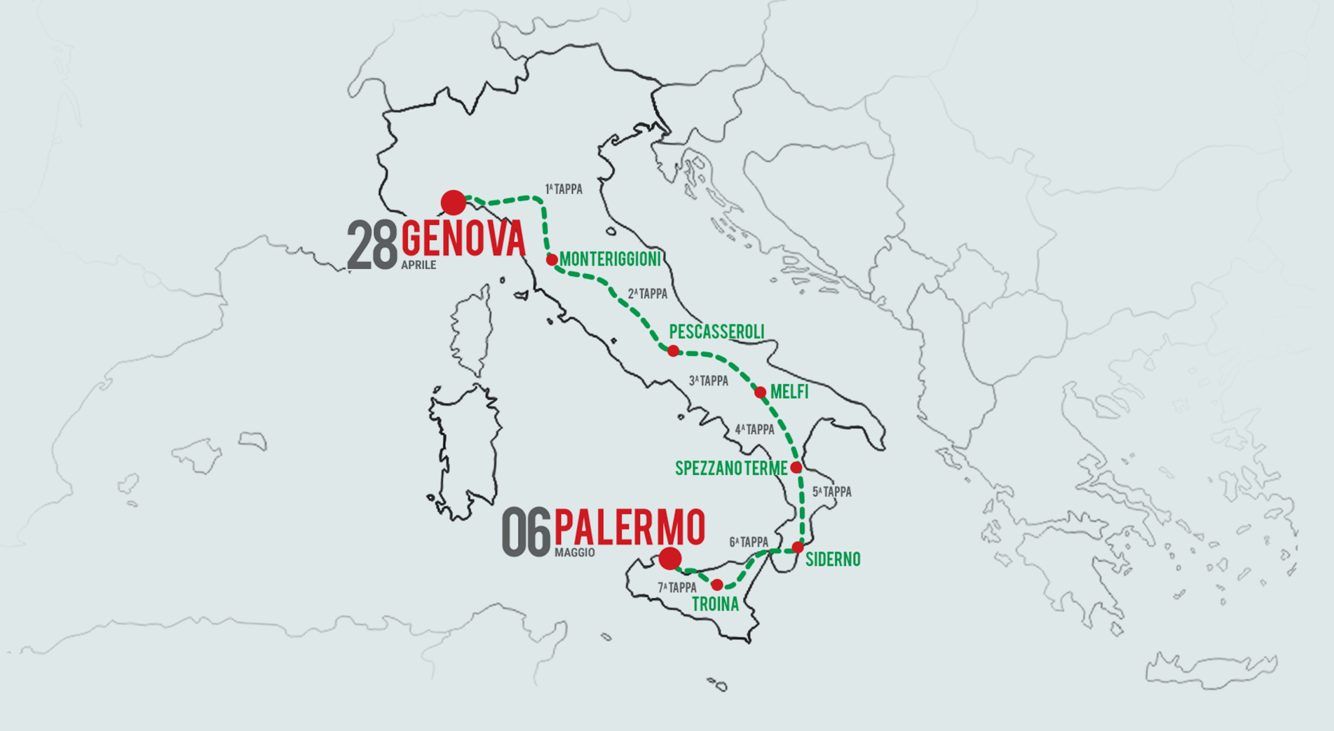 Genova Palermo